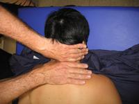 עיסוי להרפיית שרירי הצוואר