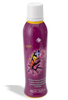 גוניור מקס - מולטי ויטמין נוזלי לילדים