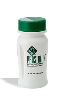 פרוסטליטי - לבריאות בלוטת הערמונית (פרוסטטה)