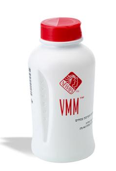 וי אם אם (VMM) - תוסף תזונה על בסיס צירוף של צמחי מרפא השומר על מערכת חיסונית טובה, יעיל בתקופות של לחץ נפשי ומסייע למערכת הנשימה.