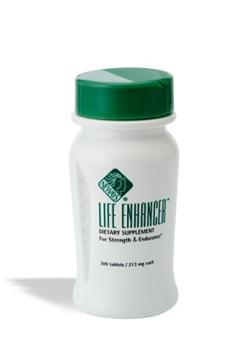 לייף אנהנסר (Life enhancer) - לחיזוק ולסיבולת