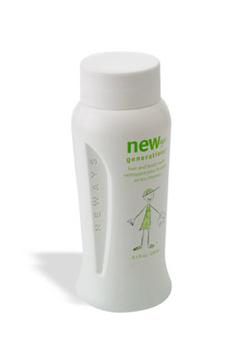 שמפו לשיער ולגוף - נוסחה ייחודית זאת מתאימה לעור התינוק ולשיערו.
